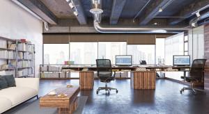Pełen profesjonalizm - biurowe aranżacje okienne