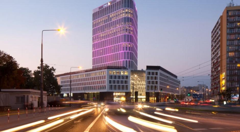 Plac Unii utrzymuje się w czołówce najbardziej zielonych budynków w Polsce