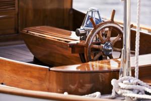 Historia drewna... na wodzie