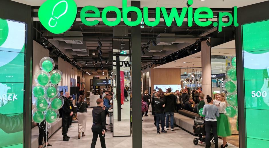 Najnowszy salon eobuwie.pl naszpikowany technologią