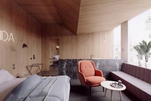 Pierwszy hotel Sadie Best Western otworzy się w Warszawie. Design zaskoczy!
