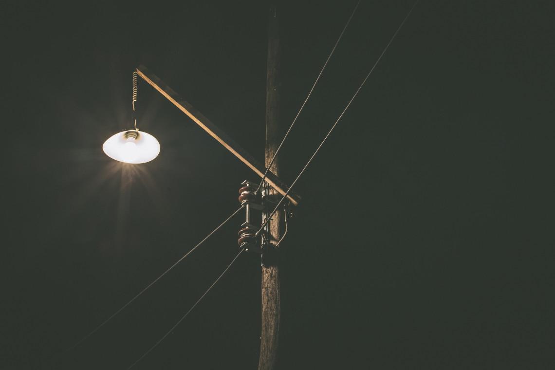 Nowe ekologiczne lampy uliczne w Sosnowcu