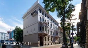 Rewitalizacja Domu Literatury w Łodzi