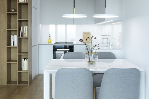 Oto pomysły projektantki na modne i funkcjonalne wnętrze mieszkalne