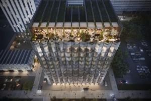 4 Design Days 2020: Tomasz Konior o szczegółach projektu Hotelu Puro w Katowicach