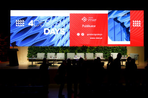 Zobacz zdjęcia z sesji inauguracyjnej 4 Design Days 2020!