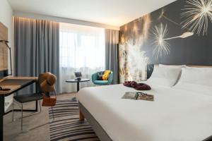 Zobacz hotel Novotel Wrocław City po metamorfozie!