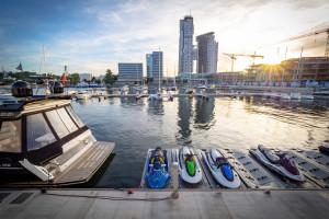 Przystań Marina Yacht Park wyróżniona w konkursie Czas Gdyni