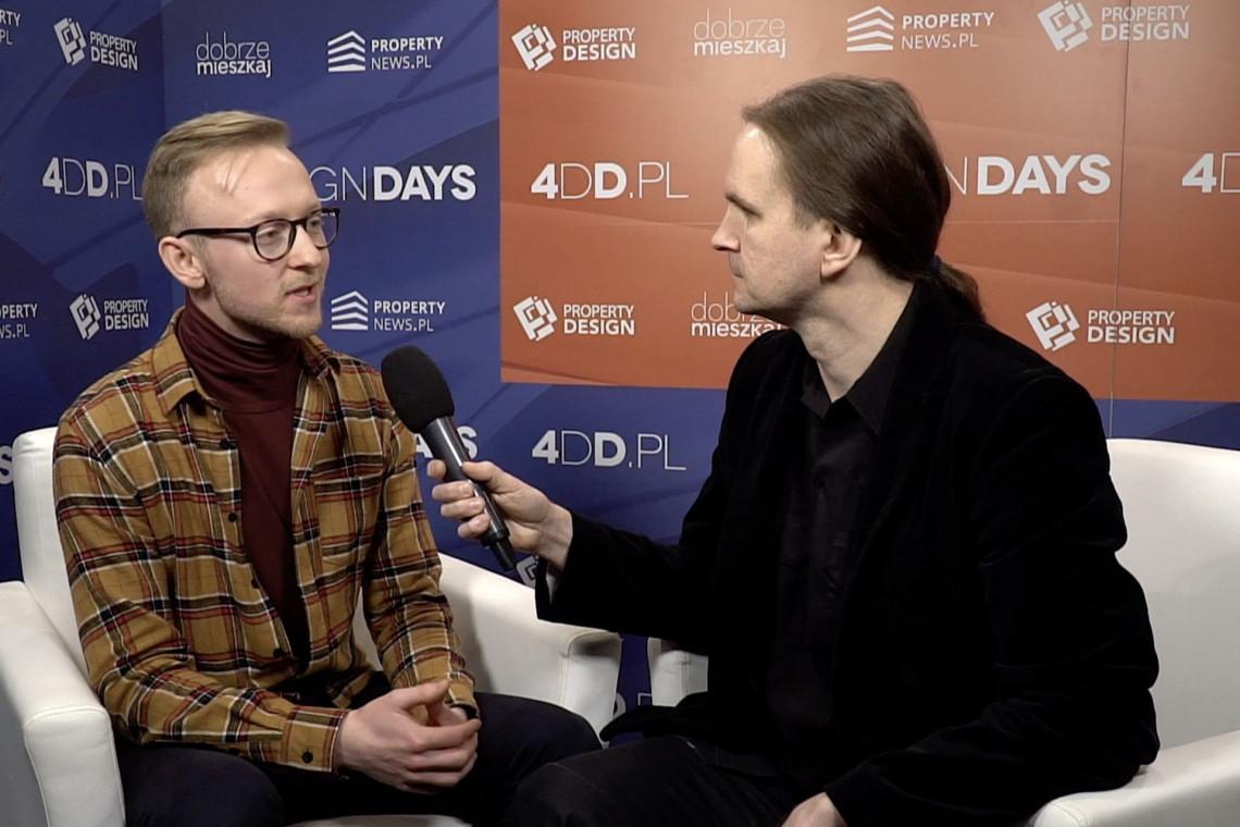 Mateusz Mioduszewski: używajmy materiałów trwałych!