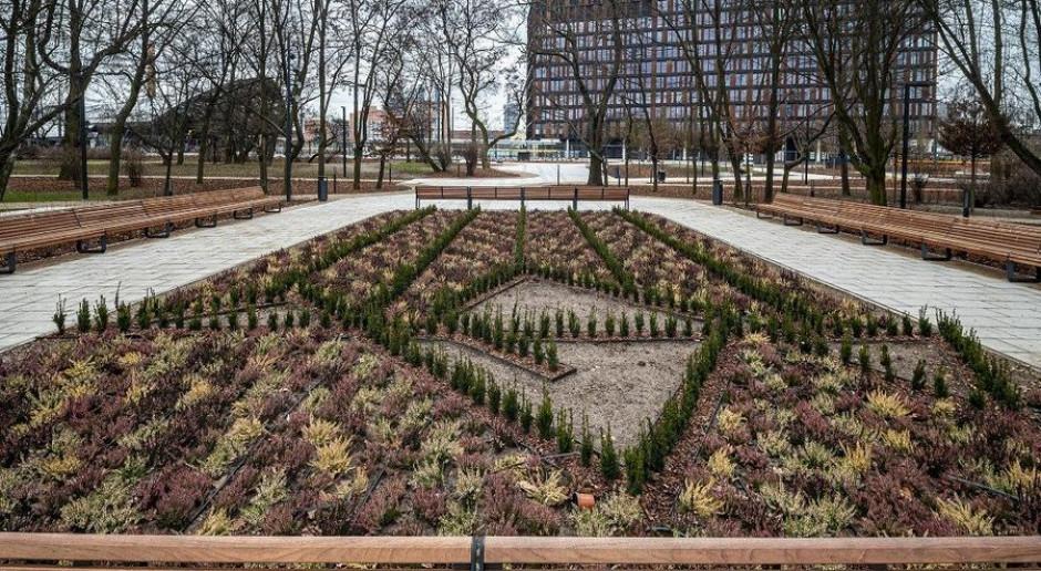 Piękniejszy park im. S. Moniuszki w Łodzi