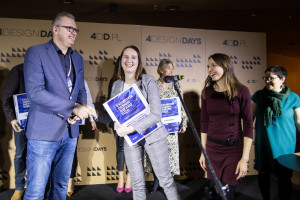4 Design Days: nagrody za najlepsze stoiska rozdane