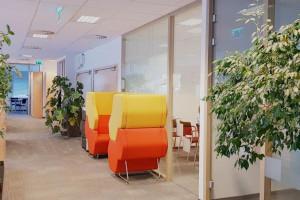 Spaceplan wyremontował biura DNB Bank Polska