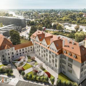 Zabytkowy szpital we Wrocławiu zyska nową funkcję