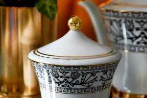 Ukłon w stronę tradycji. Porcelanowy serwis projektu Wincentego Potockiego powraca