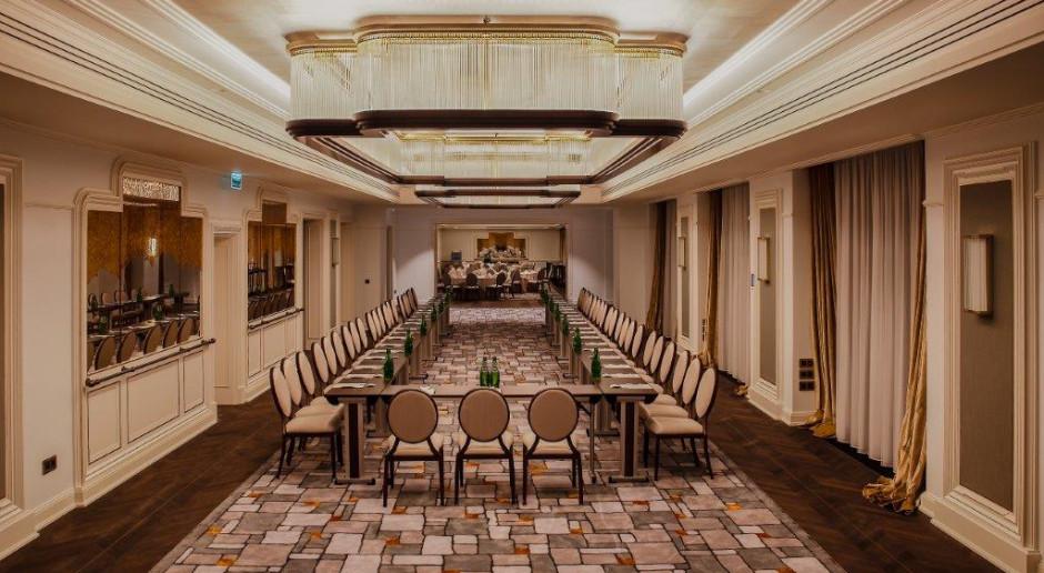 Niezwykłe wnętrza zabytkowych warszawskich hoteli