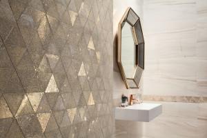 Nowa kolekcja łazienkowa od Macieja Zienia, czyli niewymuszony efekt glamour