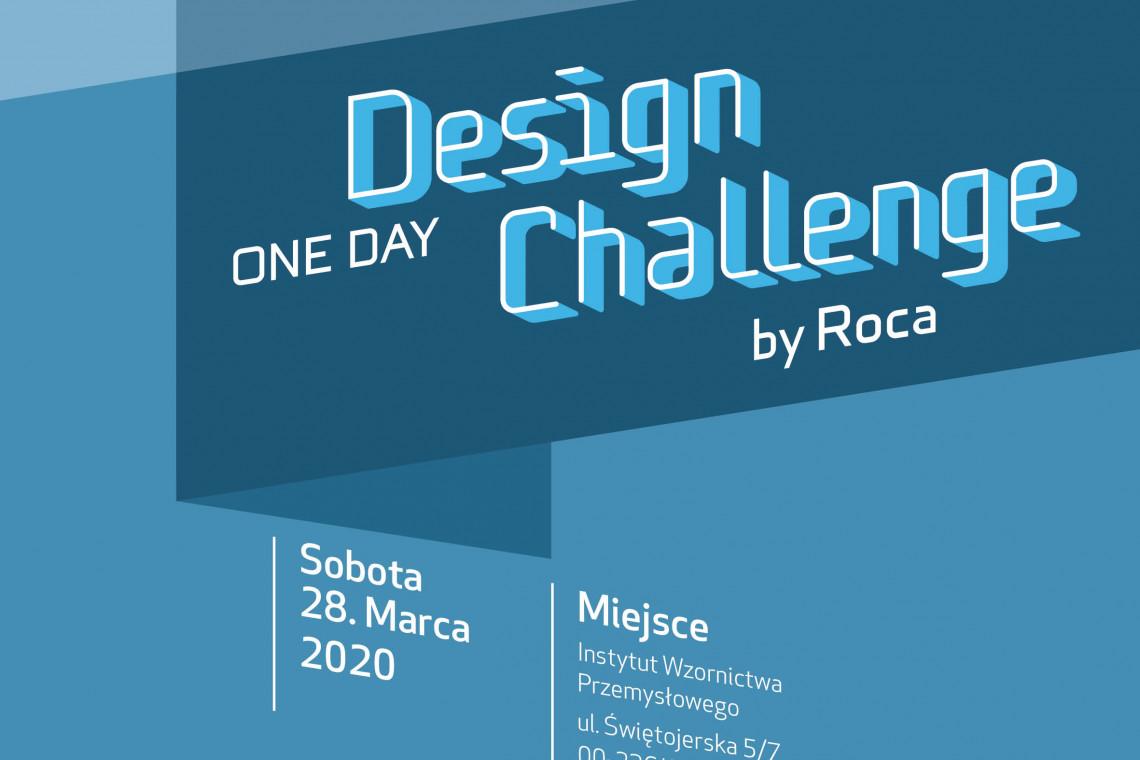 Roca One Day Design Challenge powraca do polskich młodych architektów i projektantów, aby sprawdzili swoją kreatywność w III edycji konkursu