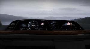 Nowy Cadillac z cyfrowym kokpitem