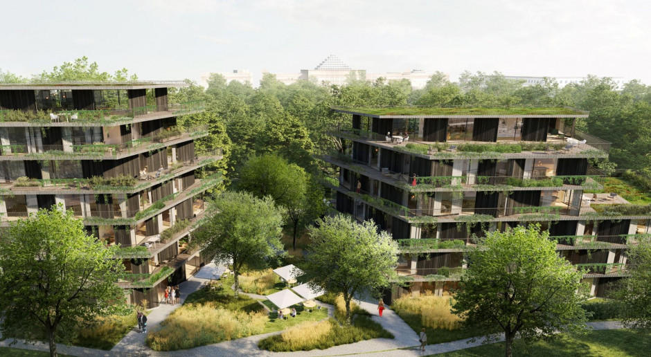 BBGK Architekci w duchu zrównoważonego rozwoju. Koncepcja nowej inwestycji dla Vinici Immobilier Polska