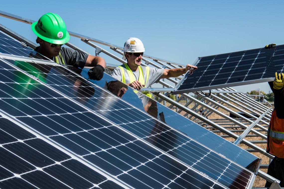 Miliony z UE na inwestycje w odnawialne źródła energii na Podlasiu