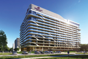 Luksusowy hotel w Kołobrzegu naszpikowany udogodnieniami