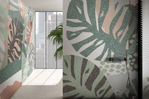 Piękno przyrody w najnowszej kolekcji tapet włoskiej marki. Jest zielono i pastelowo