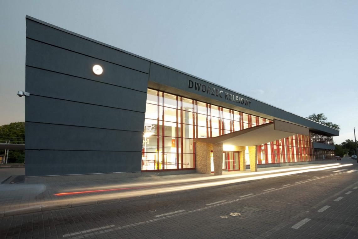 Modernizacja stacji kolejowej w Zielonej Górze na finiszu