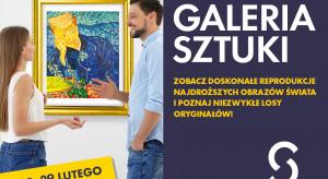 Czy centrum handlowe może stać się galerią sztuki?