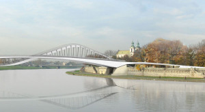 Kraków skarży decyzję w sprawie kładki Kazimierz-Ludwinów