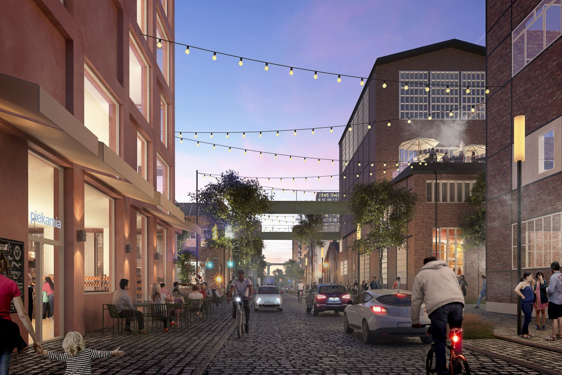 Woonerfy, czyli przyszłość ulic w polskich miastach