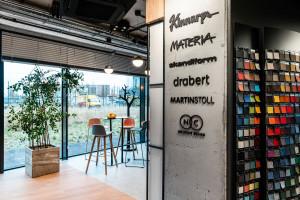 Nowy showroom Kinnarps w Poznaniu. Miejsce, która ma przede wszystkim inspirować!