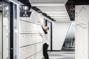 Futurystyczne centrum IT w Warszawie. Nordea otwiera Horizon!