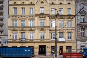 Łódź rewitalizuje kolejną kamienicę