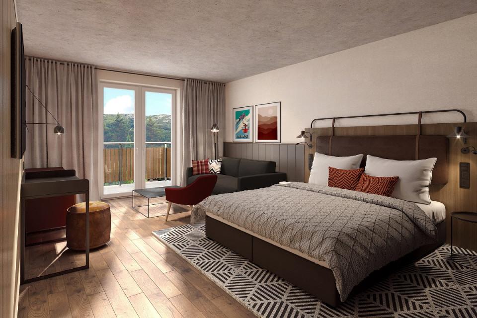 W Szklarskiej Porębie powstanie nowy hotel Mercure. Czeka nas górski design!