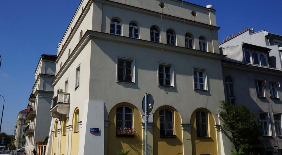 Oto dom własny architekta Romana Felińskiego, który trafił właśnie do rejestru zabytków