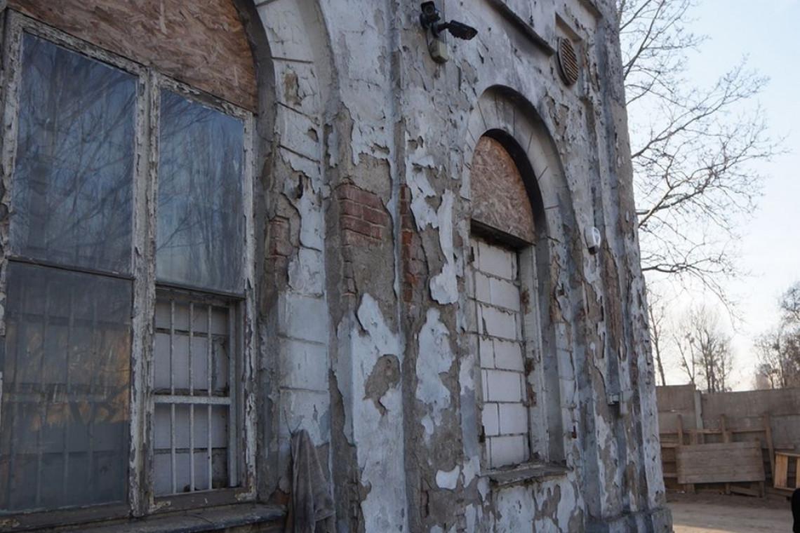 Pozostałości dawnego Dworca Terespolskiego wpisane do rejestru zabytków
