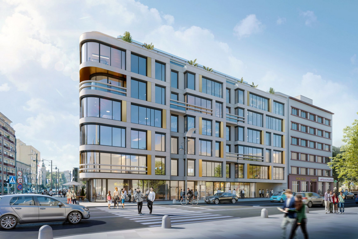 Nowoczesny budynek w modernistycznym klimacie. To 3MA zaprojektuje nową inwestycję dla AB Inwestor w Gdyni
