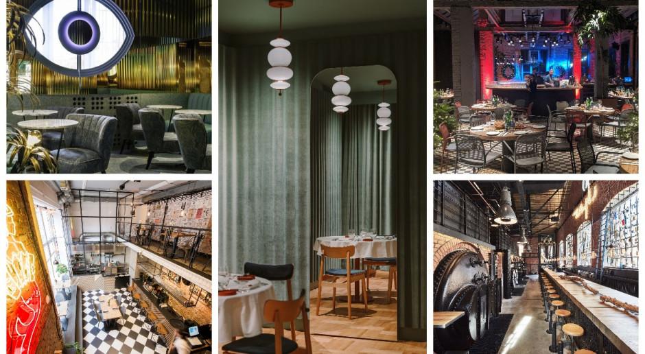 Doznania smakowe i wizualne. 5 miejsc, w których zjesz w otoczeniu dobrego designu