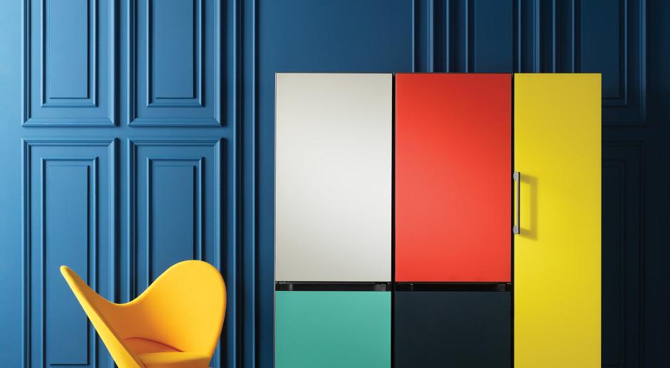 Pionowy telewizor i personalizowana lodówka z iF Design Award