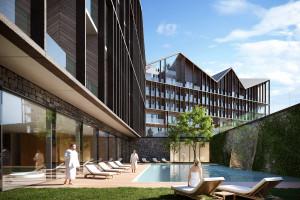 Q2Studio z nowym projektem. Czterogwiazdkowy hotel powstanie w Świeradowie-Zdroju