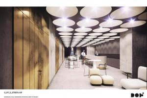 Tak będzie wyglądało nowe wnętrze Areny Poznań. Będzie elegancko i minimalistycznie!