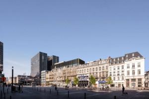 Wizja życia w mieście według Henning Larsen Architects