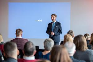 Nowy showroom MDD uroczyście otwarty. To inspirujące miejsce z dobrym designem