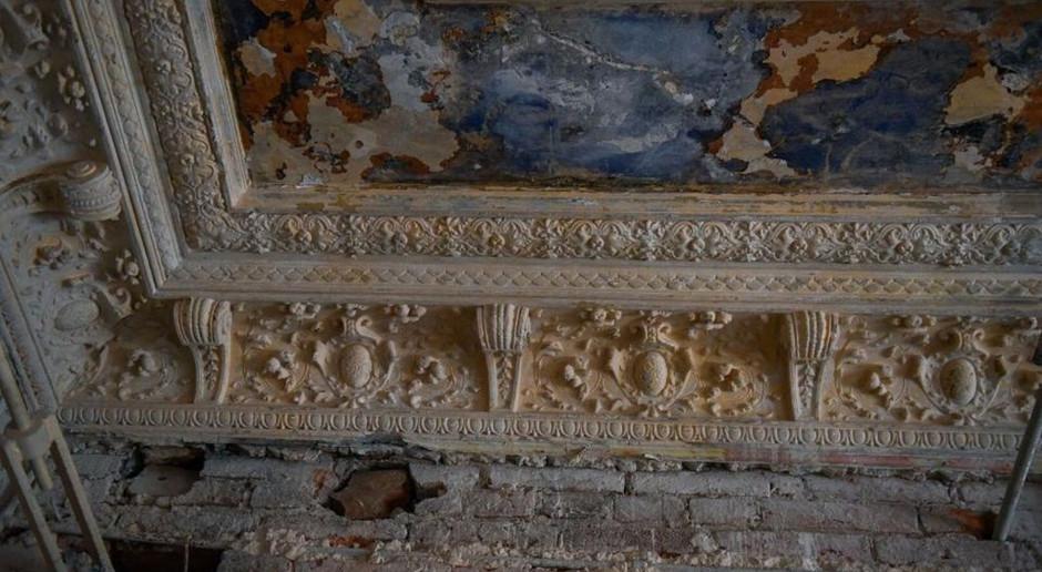 Nietuzinkowe odkrycia w łódzkiej kamienicy Auerbachów