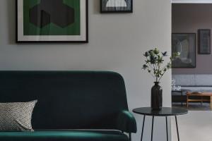 Nowy showroom polskiej marki w zabytkowej willi. Wnętrza zaprojektował Piotr Kuchciński