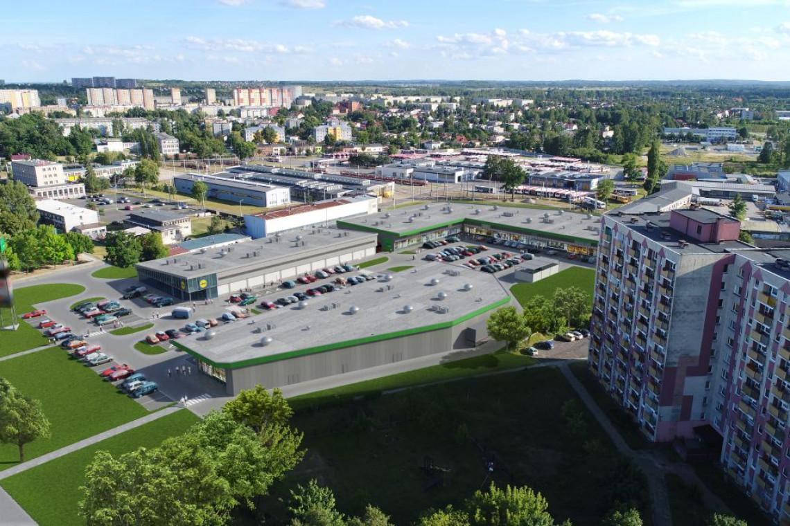 Ruszyła budowa Vendo Parku w Częstochowie