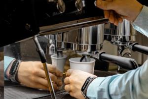 Gastronomia w sklepie budowlanym? Klimatyczna kawiarnia spod kreski KDesign