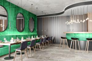 Uchylamy rąbka tajemnicy. Oto wnętrze nowego hotelu Focus w Bydgoszczy