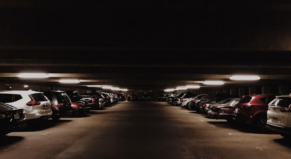 Cztery parkingi wielopoziomowe w ścisłym centrum Łodzi