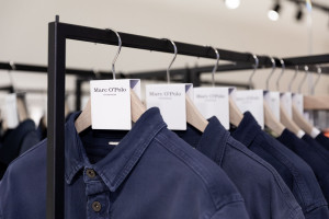Nowy concept store Marc O'Polo. Minimalistyczny design z innowacyjną koncepcją